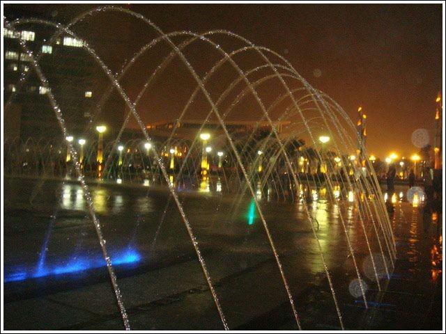 新广场喷泉2