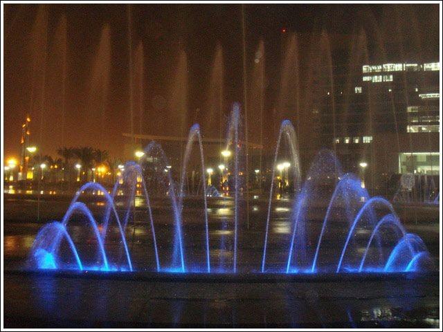 新广场喷泉3