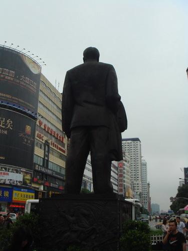 长沙步行街1